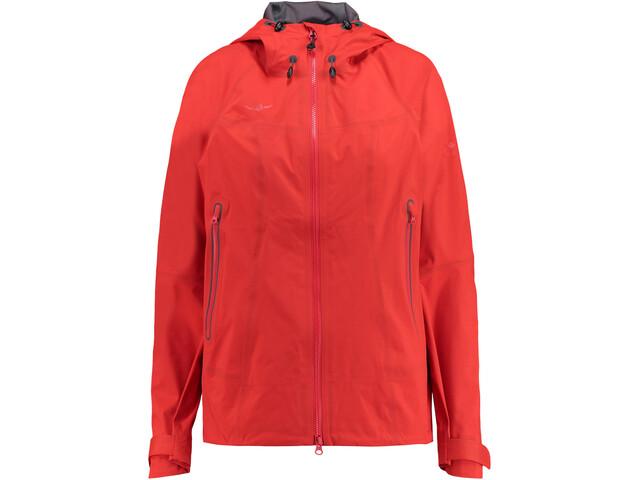 Kaikkialla W's Anselmi 3L Jacket Bright Red